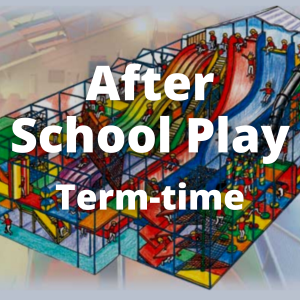 Term-time After School Play Session 3.30-6pm