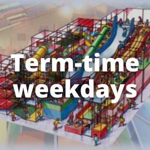 Term-Time Weekdays Play – Playzone Swansea